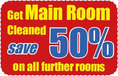 Room get 50 off room